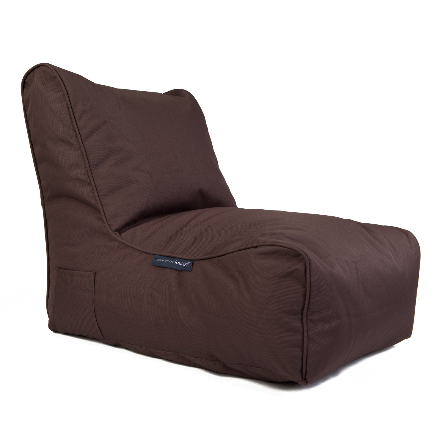 Outdoor Bean Bags Evolution Sofa Mud Chocolate
