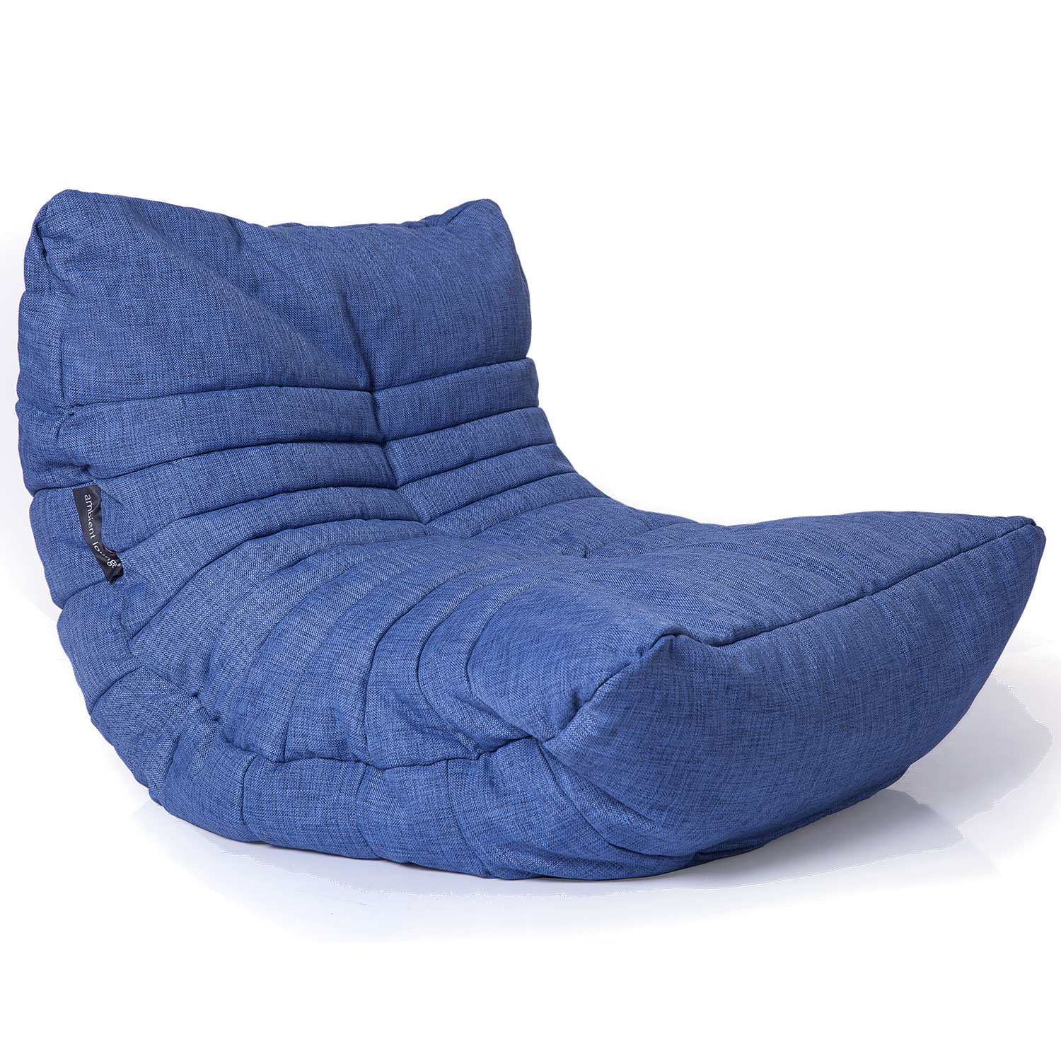 Interior Bean Bags Acoustic Sofa Blue Jazz Bean Bag