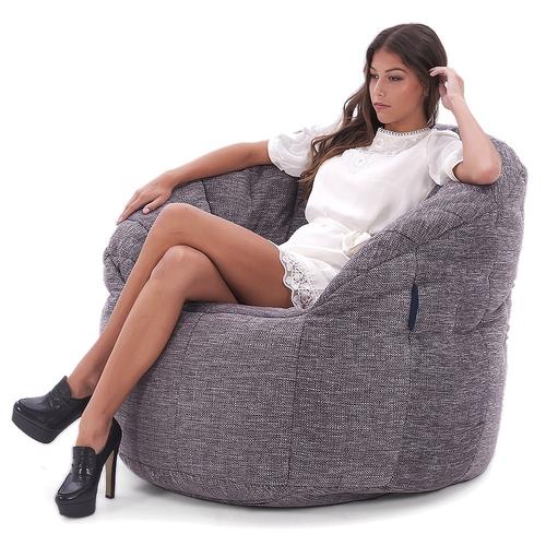 Bean Bag Chair And Ottoman