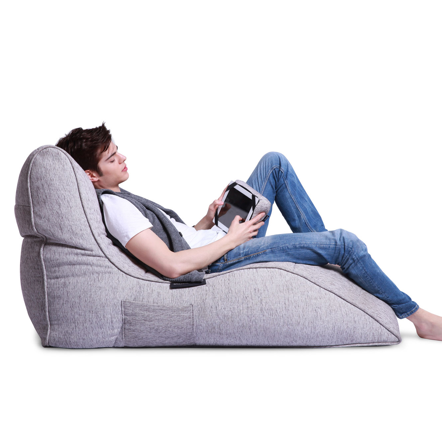 Home Cinema Indoor Bean Bag Avatar Lounge Tundra Spring