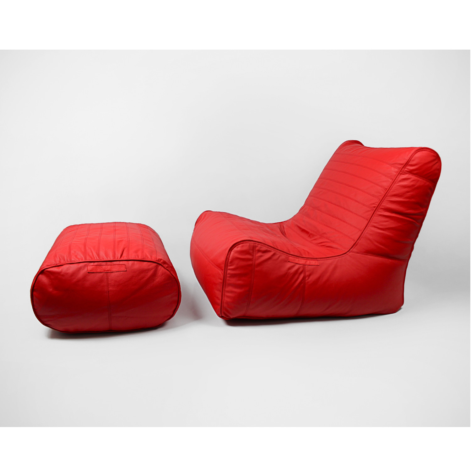 Indoor Bean Bags Fiorenze Bean Bags Hellfire Red