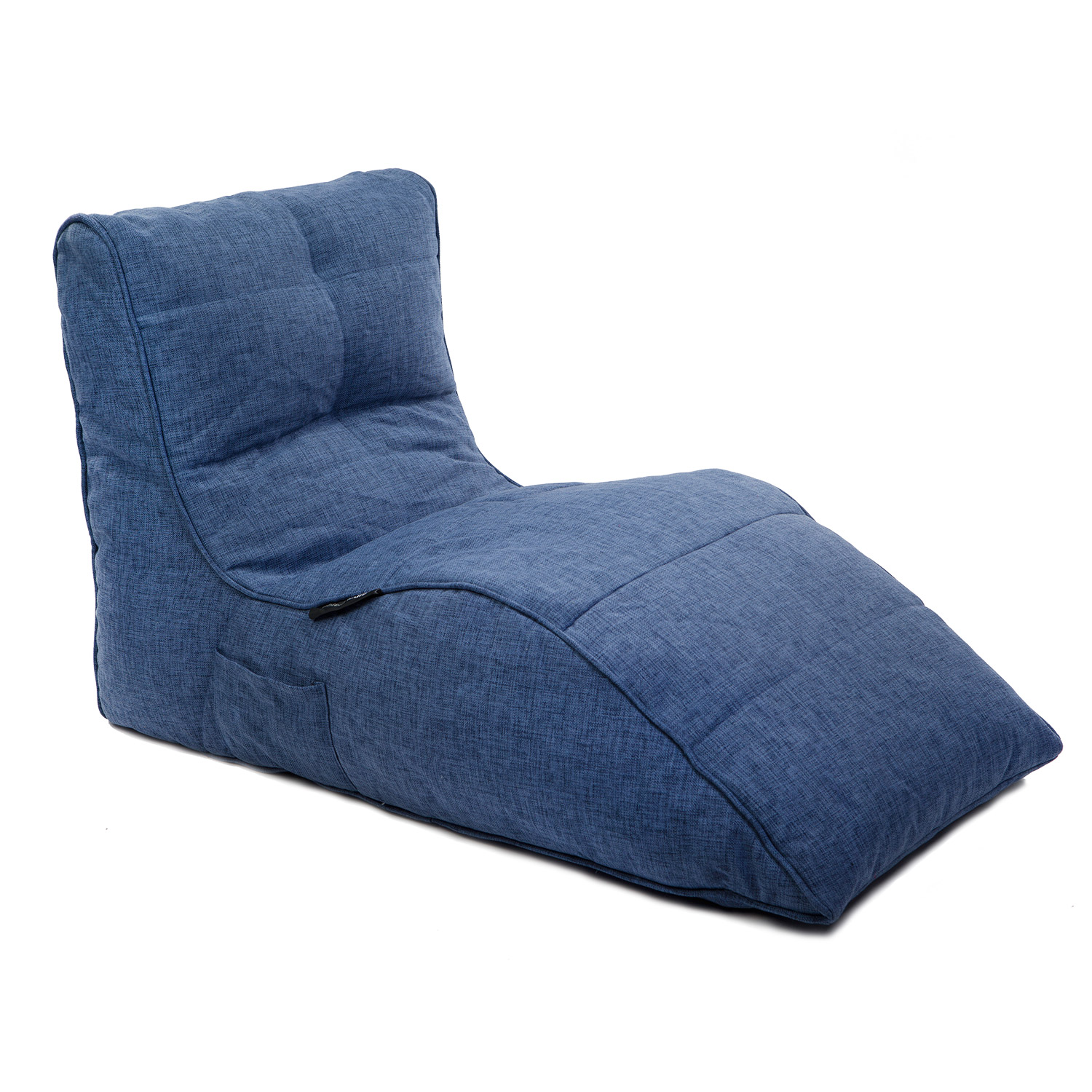 Home Cinema Indoor Bean Bags Avatar Lounger Blue Jazz