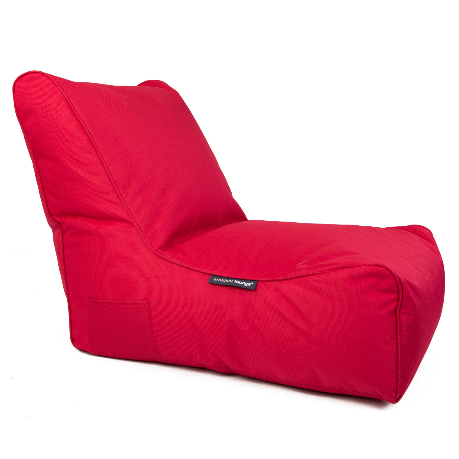 Outdoor Bean Bags Evolution Sofa Toro Red Bean Bags