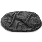 black cushion dog beds made of bean bags by Ambient Lounge