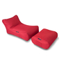 Studio Chaise set Toro Red