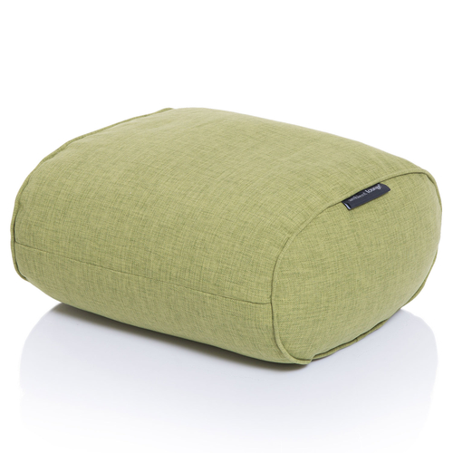 Green Ottoman Bean Bag - Ambient Lounge