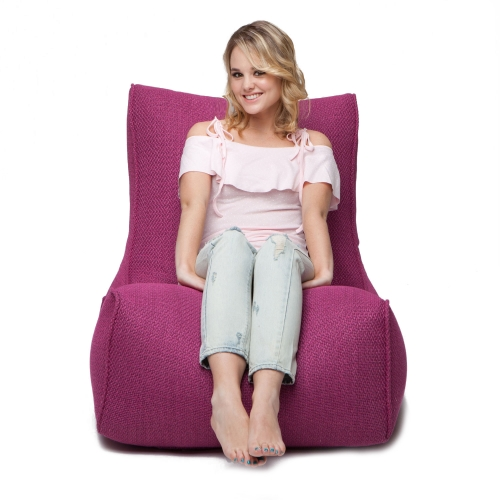 Pink Evolution Bean Bags - Ambient Lounge