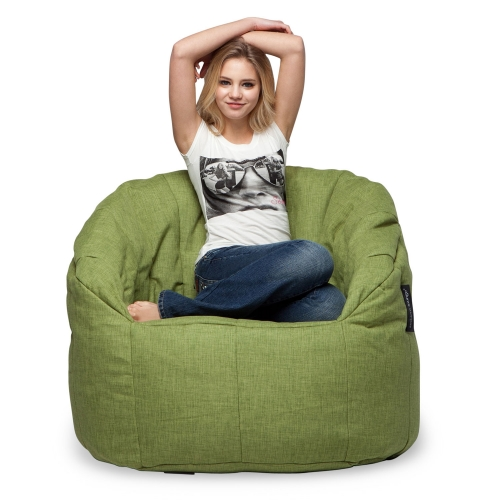 green bean bag