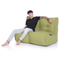 Green Twin Couch Bean Bag Sofa