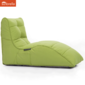 green avatar sunbrella fabric bean bag