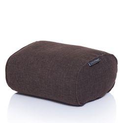 brown ottoman bean bag australia
