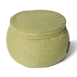 Green Wing Ottoman  Bean Bags - Ambient Lounge