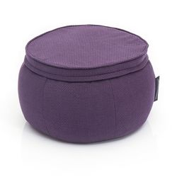 Purple Wing Ottoman  Bean Bags - Ambient Lounge