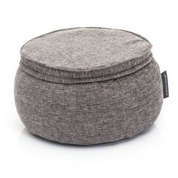 Grey Wing Ottoman  Bean Bags - Ambient Lounge
