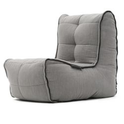 grey link middle Modular Beanbag in Interior Fabric