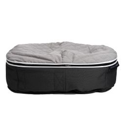 extra large Thermoquilt cushion dog beds made of bean bags by Ambient Lounge