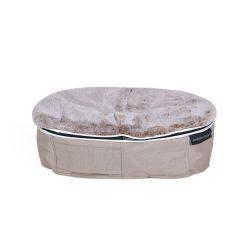 small dog bed fur australia cute dog melbourne